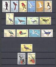 BRITISH INDIAN OCEAN TERRITORY 1975-94 SG62/76, 145/6 MNH Cat £35.50