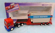 26671 SIKU / GERMANY / 3425 DAF 95 XF TRANSPORT GARAGE 1/55