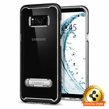Spigen Galaxy S8 Case Crystal Hybrid Black