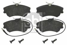 FEBI 16543 BRAKE PAD SET DISC BRAKE Front