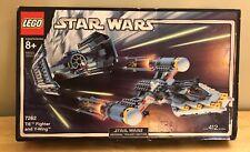 Lego 7262 Star WarsTie Fighter & Y-Wing Box Only