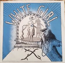 "1980 USA PUNK X - WHITE GIRL 7"" - SLASH RECORDS SRS 106 EXCELLENT"