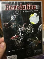 Revolution - A Bike Riding Movie brand NEW and sealed region 4 DVD (sports) rare