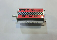 Motor TX 2.3  21500 rpm 15v Cartrix Ref. 1164