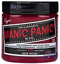 Manic Panic Classic Hair Colour 118ml Rose