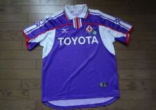 Fiorentina 100% Original Jersey Shirt Mizuno L 2001 02 Home Fair Condition f4cc42a36