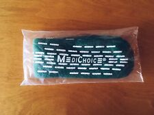 Medichoice Medical Non-Slip Hospital Socks 6 Green Pairs Stretched Up To A XXL