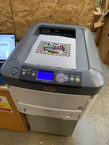 OKI C711DN Colour Laser Duplex Workgroup Printer