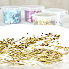 15g 3mm Glitter Star Sequin Throwing Confetti For Wedding Party Decoration