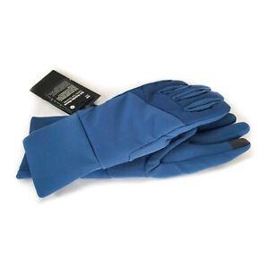 Lululemon Men's Get Outside Gloves Water Repellent Submerge Blue Size S/M L/XL