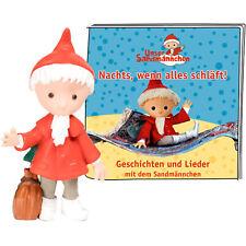 tonies Unser Sandmännchen Hörfigur - Nachts Wenn Alles Schläft (01-0062)