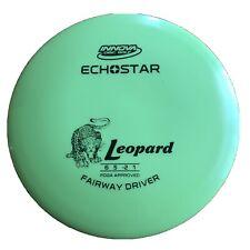 Rare Oop Echo Star Leopard 176 g Innova Disc Golf New