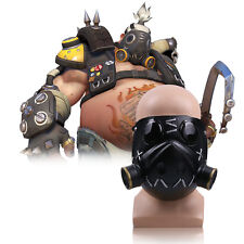 Handmade Overwatch Helmet Mask Cosplay Roadhog Mask Handmade Halloween Mask New
