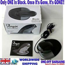 POSTURITE PENGUIN Ergonomic Vertical AMBIDEXTROUS Mouse SMALL - BRAND NEW IN BOX