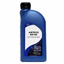 S&A Airtech RX100 Scuba Diving Breathing Air Compressor Oil (Anderol) 1 Litre