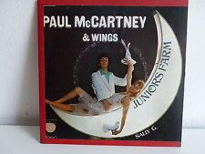 PAUL MCCARTNEY / WINGS Juniors farm 2C004 05572