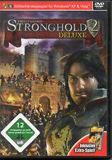Stronghold 2 DELUXE + crociate PC-GIOCO