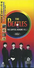 Beatles, the the Capitol Albums vol. 1 4 CD box neuf emballage d'origine sealed Japon importation Obi