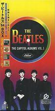 Beatles, The the Capitol Album Vol. 1 4 CD BOX NUOVO OVP SEALED Giappone Importazione OBI