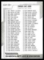 2020-21 O-Pee-Chee Checklist #600
