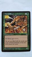 1 x Muscle Sliver - rare - Tempest - MTG - NM - magic the Gathering