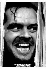 "The Shining - Jack Nicholson - 91 x 61 cm 36"" x 24"" Classic Movie Poster"