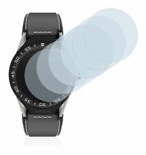 TAG Heuer Connected Modular 45 ,  6x Transparent ULTRA Clear Screen Protector