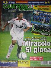 GUERIN SPORTIVO=N.32/33 2006=MEGAPOSTER ITALIA CAMPIONE DEL MONDO/INTER CAMPIONE
