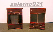 TWO ENTERTAINMENT CENTER DIORAMA ACCESSORIES  1:24 (G) Scale MIP!