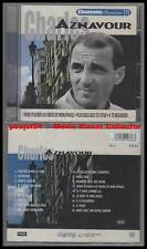 """CHARLES AZNAVOUR """"Chansons Passion 11"""" (CD) 18 Titres 2010 NEUF"""