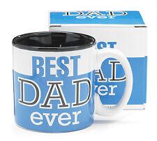 ~~ONE (1) BEST DAD EVER COFFEE CUP GIFT MUG & GIFT BOX IMMEDIATE SHIP!~B/119100