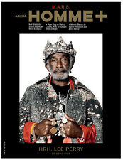 HOMME ARENA PLUS,Lee Scratch Perry,Akris David Sims,Sterling Ruby,Markus Lupertz