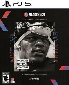 Madden NFL 21 -- Next Level Edition (Sony PlayStation 5, 2020)