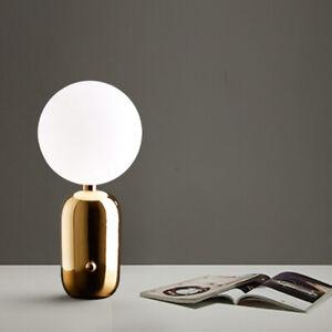 Flos Snowball Table Desk Lamp Reading Light Bedroom Lighting Fixture