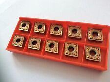 10 x Wendeplatten CNMG 120408-AM- für Edelstahl (M20/M40) NEU!! Mit Rechnung!!