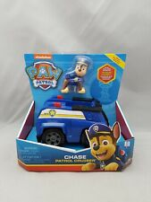 Paw Patrol Chase And Patrol Cruiser New