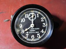 Seth Thomas Mark 1 boat clock US Navy 1943