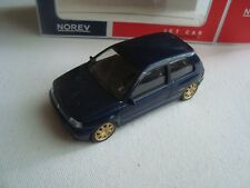 Renault Clio Williams 1993 1/43 Norev Jet Car