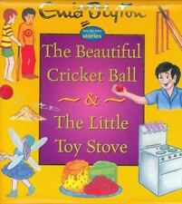 The Beautiful Cricket Ball & The Little Toy Stove (Enid Blyton Two-By--ExLibrary