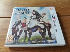 BRAVELY DEFAULT NINTENDO 3DS BOXED & COMPLETE IMMACULATE UK PAL