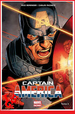Captain America Marvel Now T03 Book 9782809454697 Panini Relié