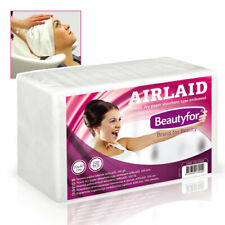 Disposable Towels for Hairdressers AIRLAID (40x70) Separately Folded x 100
