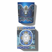 Diptyque Baume d'Ambre Candle 70g Blue RARE - Amber, Vanilla, Benzoin, Lavender