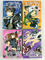 Manga Air Gear VF Lote Las 4 Primeros Tomos 1 A 4 Y Supervisión
