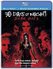 30 Days of Night: Dark Days (Blu-ray/DVD, 2010, 2-Disc Set)