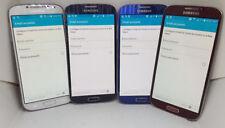 Samsung Galaxy S4 AT&T/T-mobile GSM Unlocked  SGH-I337(M) 16GB LCD BURN