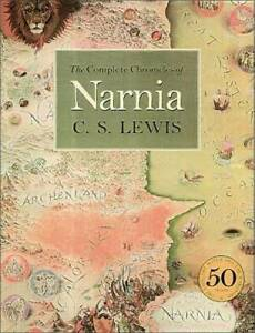 The Complete Chronicles of Narnia - Hardcover By Lewis, C. S. - GOOD