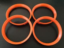 4pc BIMECC Polycarbonate Hubcentric Hubrings OD 73.1 mm ID 67.1 mm Fits Hyundai