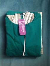 New Long tracksuit size12  sport green grey Turkish Muslim cover style
