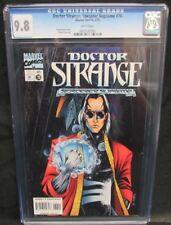 Doctor Strange, Sorcerer Supreme #76 (1995) Gross Art CGC 9.8 White Pages Y666